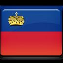 liechtenstein, flag, country icon