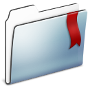 folder, smooth, favorite, graphite icon