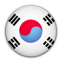 korea, of, south, flag icon