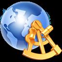 globe 1 icon