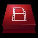 video, flash, adobe, encoder icon