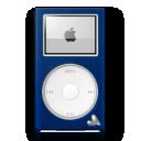 Dark Blue Mini icon