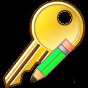 modify key icon