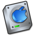 apple,harddrive icon