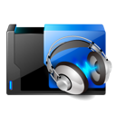 headset, shared, music, headphone icon