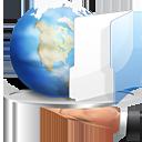 sharemanager, share, hand, internet, folder icon