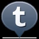 social balloon tumblr icon