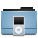 Folder Ipod(White) icon