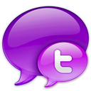 sn, pink, small, social network, logo, social, twitter icon