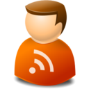 user,web,rss icon