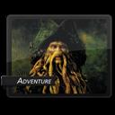 Adventure, Movies icon