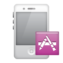 mobile app, iphone app icon