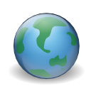earth, internet, world, browser icon