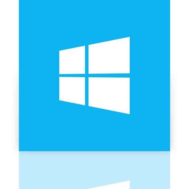 window, mirror, os icon