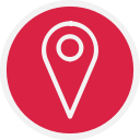 map marker, maps, map, marker icon