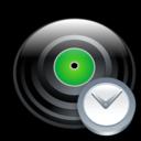 disc, alarm clock, alarm, history, disk, time, clock, save icon