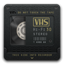 Vhs, Video icon