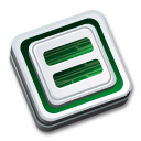 driver, removable icon
