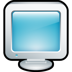screen, computer, monitor, display icon