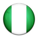 nigeria, country, flag icon