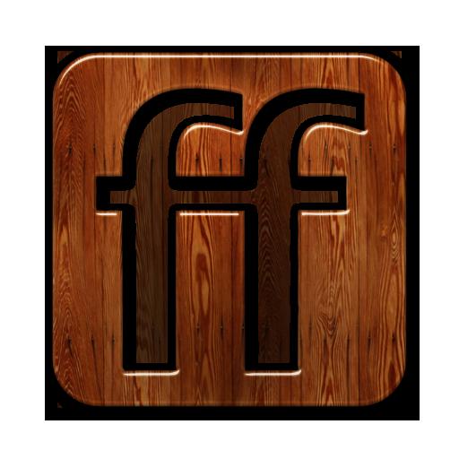 friendfeed, square, logo icon