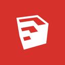 google, sketchup, 2012 icon