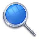 Magnifier, Search icon