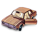 Cortina, Ford, Gt icon