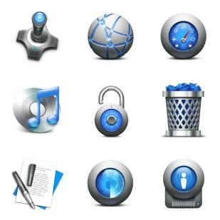 Mac icon sets preview