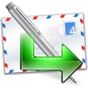 email, envelop, letter, response, message, mail, reply icon