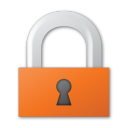 red, security, lock, locked icon