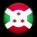 country, flag, burundi icon
