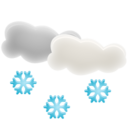 snow,weather icon
