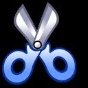 Edit cut icon