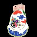 Hanaguruma icon