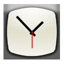 clock, btn, base icon