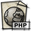 application, gnome, php, mime icon