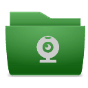 webcam,folder icon