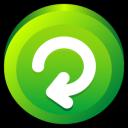 refresh, button, reload icon