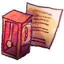 Document, Recent icon