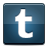 tumblr, social icon