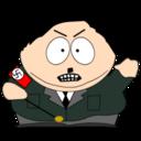 Cartman Hitler zoomed icon