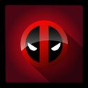 deadpool, super, hero icon