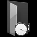 folder, temporary icon