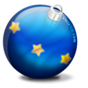 sphere,glossy icon