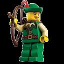 Archer, Lego icon