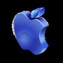 mac,darkblue icon