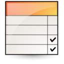 document, properties icon