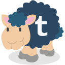 social network, sheep, tumblr icon