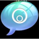 idle Light Blue icon